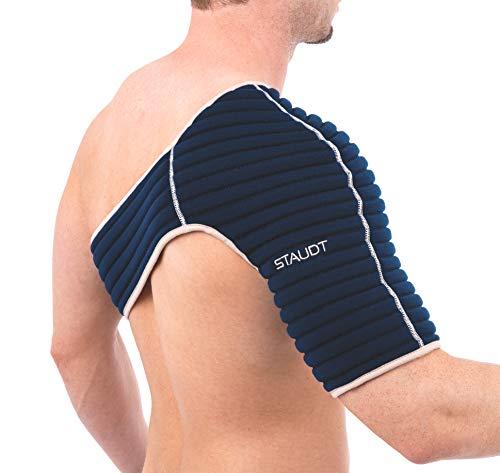 Staudt Schulter Manschette Active XL | Nachts getragene Bandage zur Linderung von Schulterschmerzen mittels Mikro-Massage bei Nacht 1525002XL