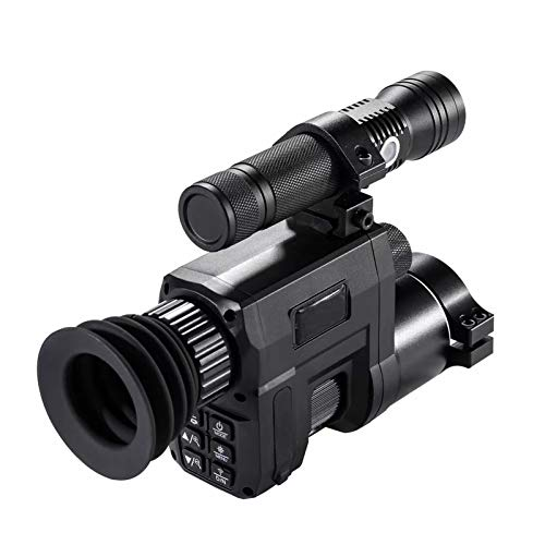 Boyuan Monoculare per Visione Notturna Digitale, videocamera WiFi 960p HD Funzione videocamera Visore Notturno, modalità Giorno e Notte, per la Sicurezza all aperto Caccia Escursionismo