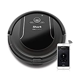 SHARK ION Robot Vacuum R85 WiFi-Connected with Powerful Suction, XL Dust Bin, Self-Cleaning Brushroll and Voice Control… 1 Shark has built upon a high performing Robot vacuum to deliver powerful suction, XL capacity, and advanced sensor technology for an incredible solution to everyday cleaning Designed for pet hair; Provides powerful floor and carpet cleaning with an xl dust bin and 3X more suction in max mode than the shark ion Robot R75 Download the shark clean app to receive continuous updates, create a cleaning schedule, or start your Robot from anywhere; Voice control available with Alexa or Google assistant