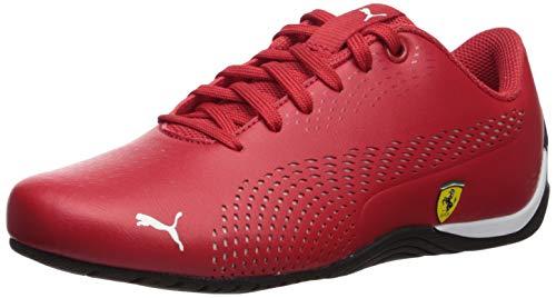 PUMA Men's SF Drift CAT 5 Ultra II Sneaker, Rosso Corsa White, 6.5 M US Big Kid