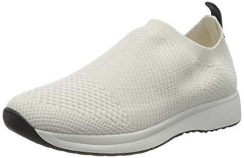 Vagabond Damen Cintia Slip On Sneaker, Weiß (White 01), 38 EU