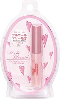 Miche Bloomin Eyelash Glue Love collection Clear Type
