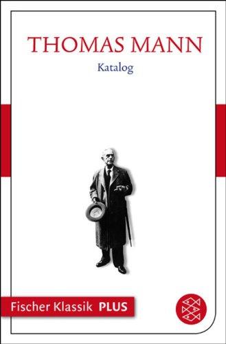 Katalog: Text (Fischer Klassik Plus) (German Edition)