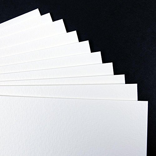 Seawhite Heavy Watercolour Paper 350gsm - 10 Sheet Pack A3 (11.7x16.5)