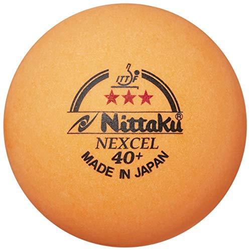 NITTAKU NEXCEL 40+ *** Pack 3u. Naranja