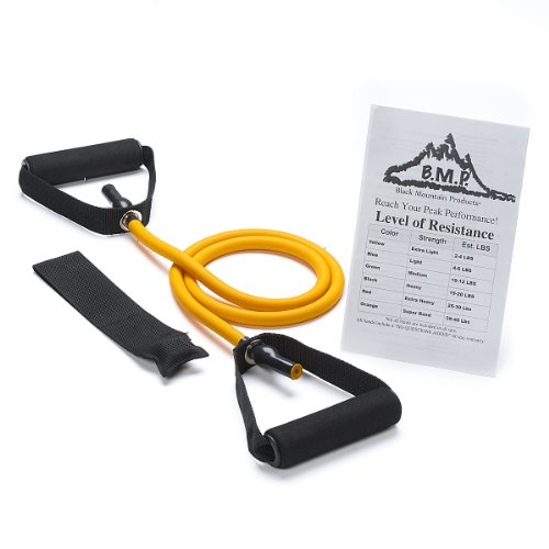 Black Mountain Products Bande de résistance Simple - Orange