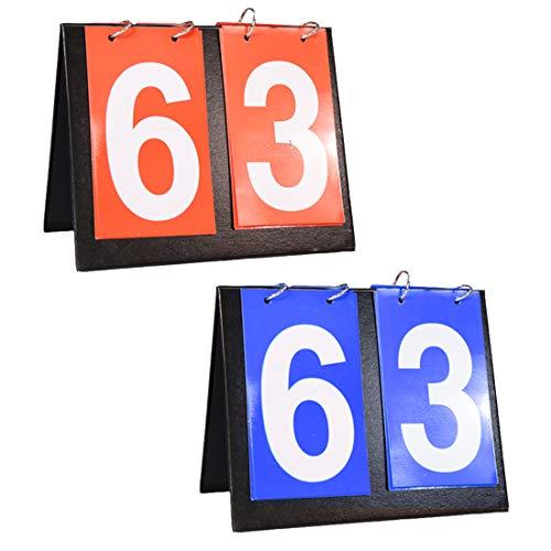 Botepon Portable Flip Scoreboard