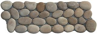 Java Tan Pebble Tile Border 1 Piece 4