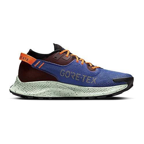 Nike Pegasus Trail 2 GTX, Scarpe da Corsa Uomo, Mystic Dates Laser Orange Astr, 45.5 EU
