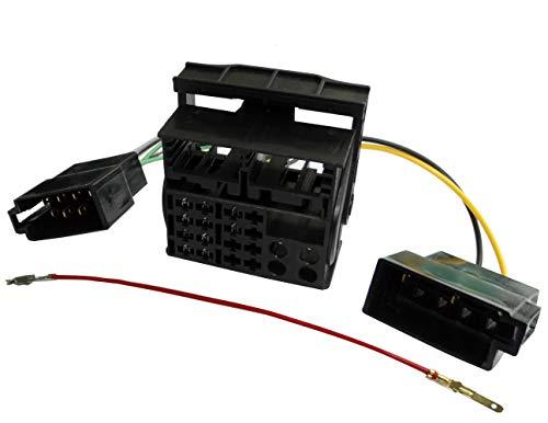 Aerzetix adapter kabelboom ISO-stekker voor autoradio origineel voor auto C41262