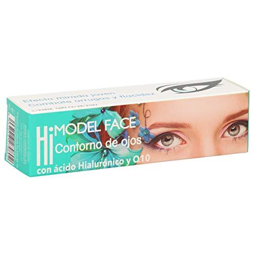 HI MODEL FACE contorno de ojos con ácido hialurónico y Q10 dosificador 15 ml