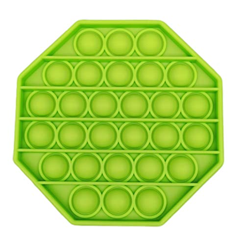 Push Bubble Fidget Sensory Juguete de Escritorio Puzzle de Salto de Bolas Juguete de Liberación del Estrés Juguetes Educativos para Niños