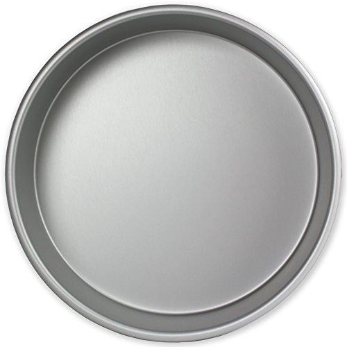 PME Runde Backform aus eloxiertem Aluminium, 254 x 51 mm, 25.4 cm