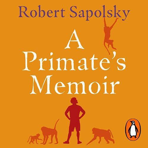 A Primate's Memoir cover art