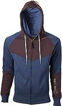 Import Europe - Sudadera Hoja Oculta Assassin's Creed Unity, Talla XL, Color Azul/Marrón