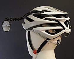 bike mirror for the helmet