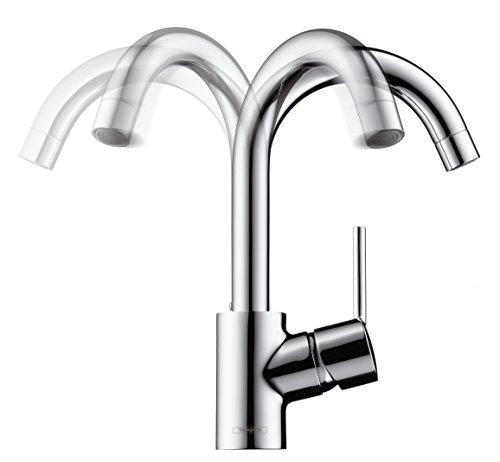Hansgrohe – Focus Küchenmischer, schwenkbar, Komfort-Höhe 260 - 3
