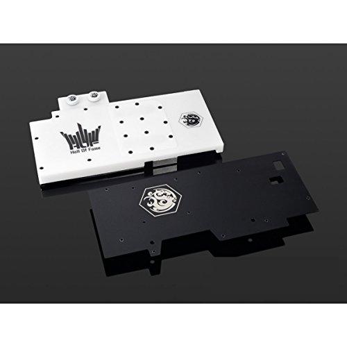 Bitspower GPU Wasserblock für Galax GTX 1080 Hof, Acryl, Weiß