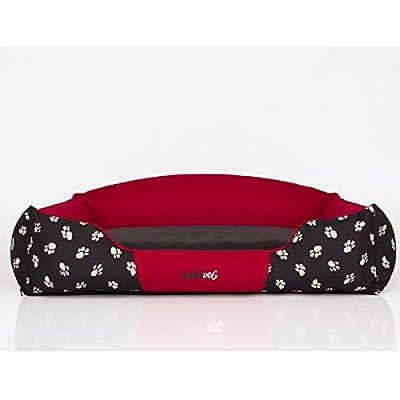 hobbydog krlczk2Königliches cama para perros Ruhe Espacio Perros Colchón Perro Cojín hundematte Dormir Espacio (3Tamaños Diferentes)