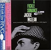 Fickle Sonanse by Jackie Mclean (2008-01-13)