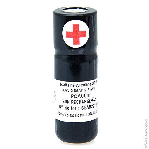 NX - Alkaline Batterie 4.5V 580mAh 3LR50 S