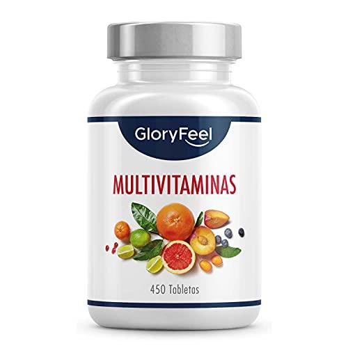 Multivitaminas y Minerales - 450...