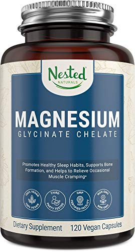 Magnesium Glycinate 200mg |...