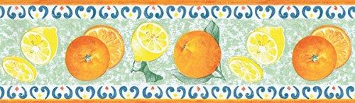 Bordüre selbstklebend mit Früchten 273-2000