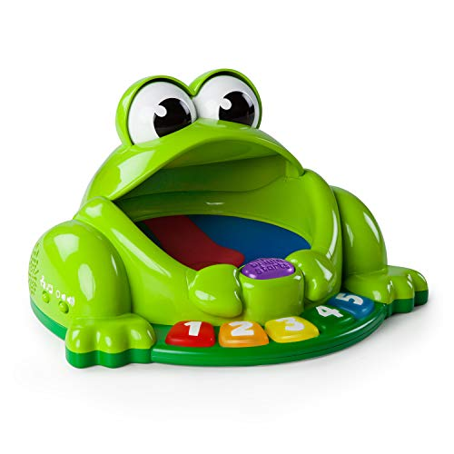 Bright Starts, Jouets à Balles Grenouille Pop & Giggle