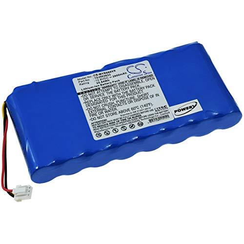 Akku für Saugroboter Moneual ME770 Style, 12,8V, Li-Ion