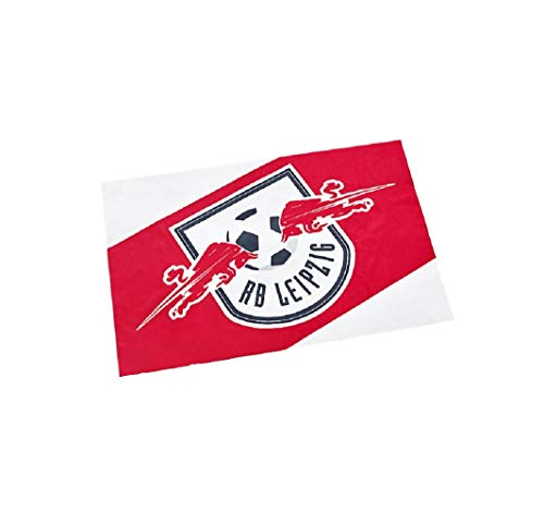 RB Leipzig Block Fahne Flagge (Medium, rot/weiß)