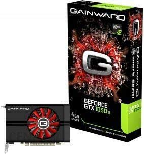 Gainward VGA GeForce® GTX 1050 Ti 4GB