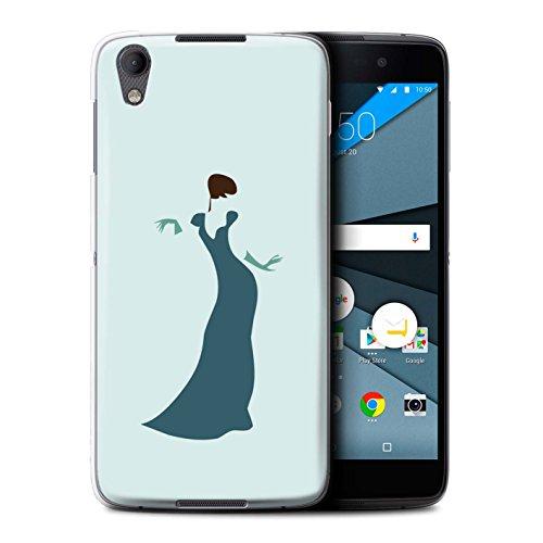 Stuff4 Var voor Teal Fashion BB-CC BlackBerry Neon/DTEK50 Vrouw/Jurk/Chic