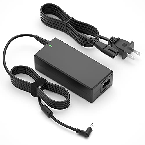 POWSEED 65W Laptop Power Adapter Charger for DELL...