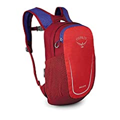 Panel loading main compartment Dual side mesh pockets for a water bottle or other snacks Small front pocket with key clip Multi-functional interior sleeve for hydration Internal name tag and handle on top for grabbing on the go or hanging up in the c...