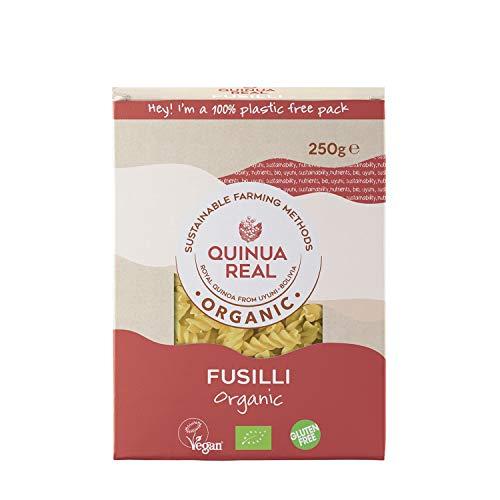 Fusilli de arroz y quinoa - Quinua real