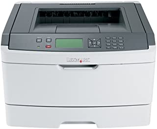 Impressora Laser Monocromática Lexmark E460DN
