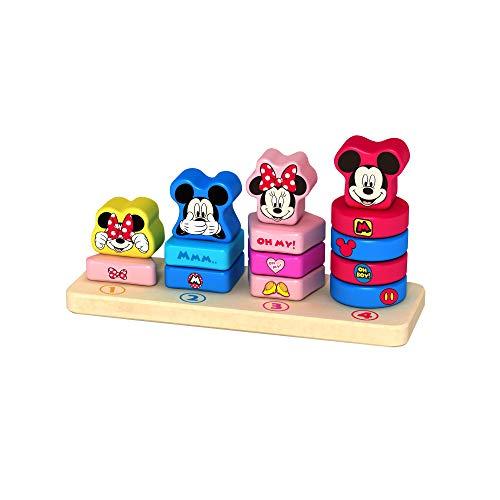 Disney Mickey Blocs et Anneaux, BMX010