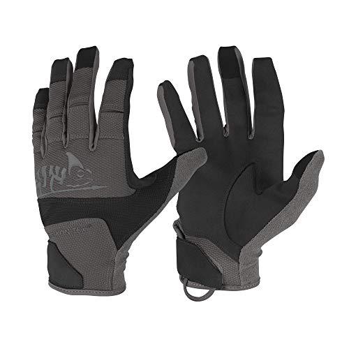 Helikon-Tex Range Tactical Gloves Hard - Black/Shadow Grey A