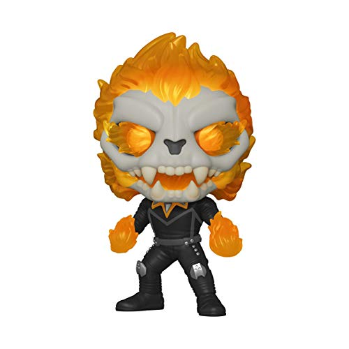 Funko 52008 POP Marvel Infinity Warps- Ghost Panther