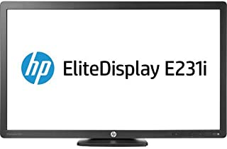 HP EliteDisplay E231i 23-in IPS LED Backlit - Monitor