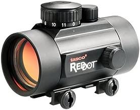 TASCO Red Dot 1 x 42 Matte Red/Green 5 MOA dot