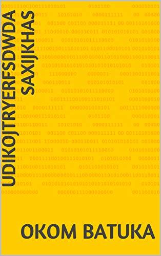 Udikojtryerfsdwda Saxijkhas (Afrikaans Edition)