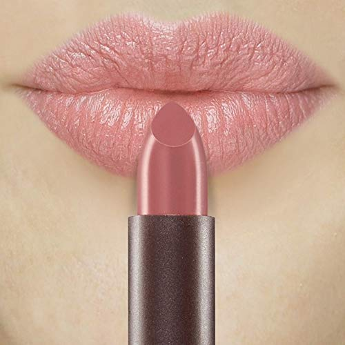 Burt's Bees 100% Natural Moisturizing Lipstick, Blush Basin, 1 Tube
