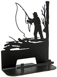 fishing business card holder