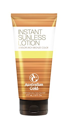 Australian Gold Sunless Instant Rich Bronze Color...