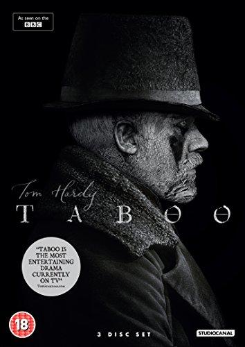 Taboo [DVD] [2017] Taboo [DVD] [2017]