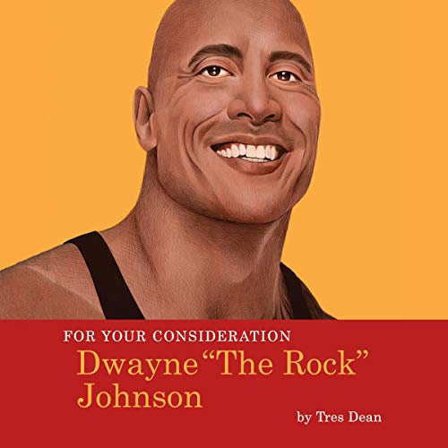 """For Your Consideration: Dwayne """"The Rock"""" Johnson cover art"""