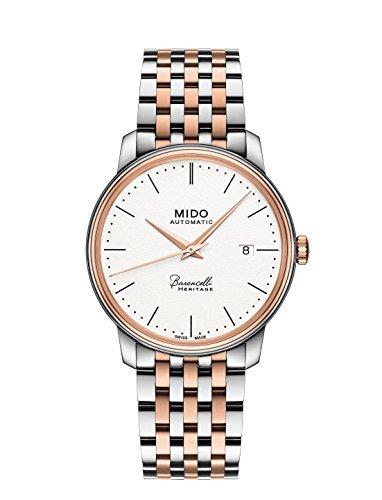 Mido Damen Digital Automatik Uhr mit Edelstahl Armband M0274072201000