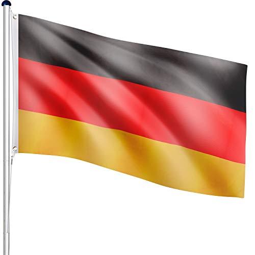 FLAGMASTER Aluminium 6,5m 5fach Bild